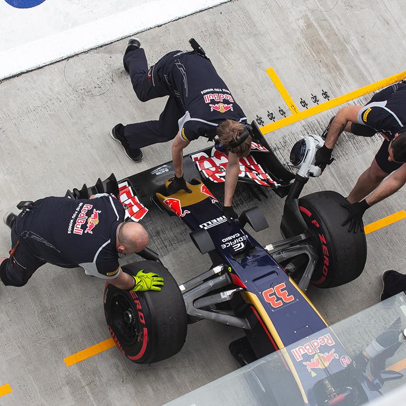 Eventonizer - Formule 1